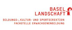 Kanton Basel Landschaft Bildungs-, Kultur und Sportdirektion Fachstelle Erwachsenenbildung